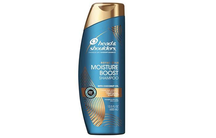 Head and Shoulders Moisture Boost Shampoo