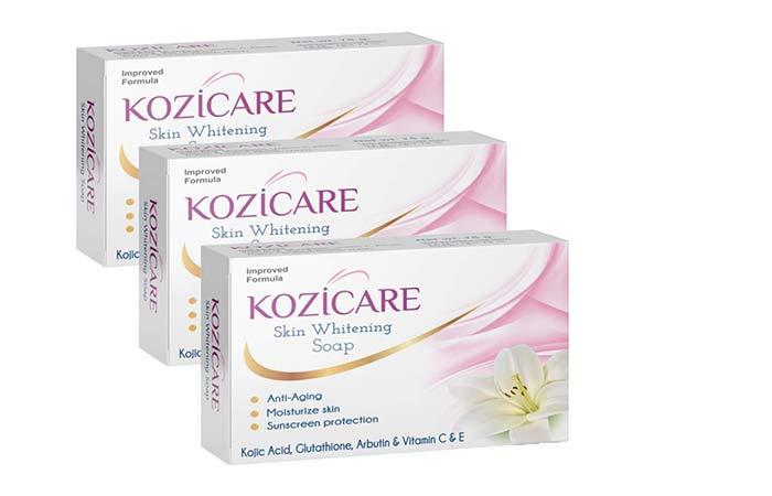 Healthvit Kojicare Skin Whitening Soap