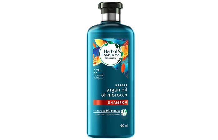 Herbal Essence Argan Oil Of Morocco Shampoo