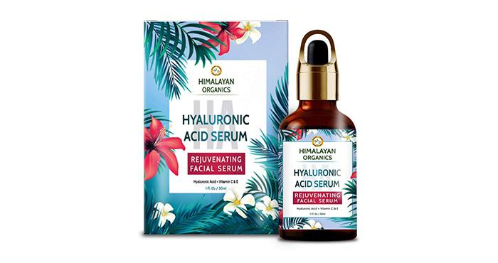 Himalayan Organics Hyaluronic Acid Serum
