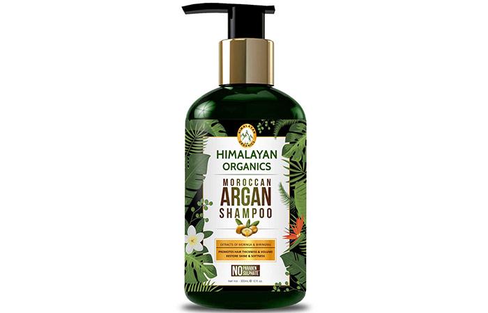 Himalayan Organics Moroccan Argon Oil Shampoo