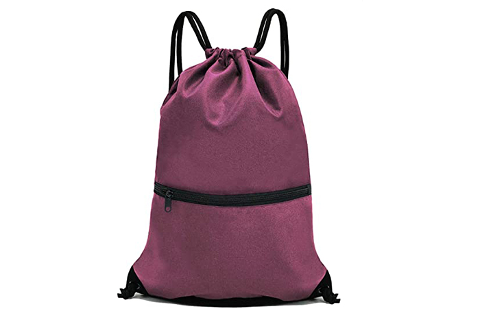 Holy Luck Drawstring Backpack Bag