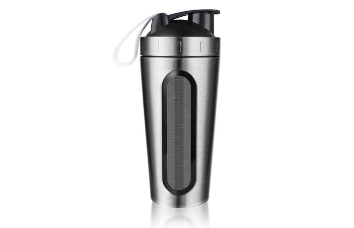 Homiguar Protein Shaker Bottle