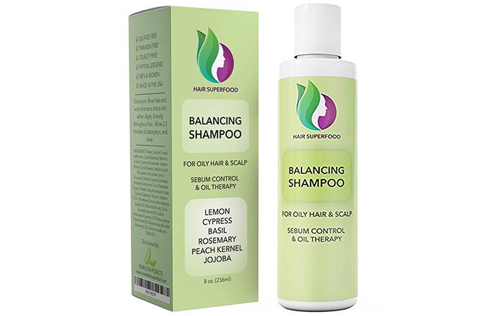 Honeydew Hair Superfood Balancing Shampoo