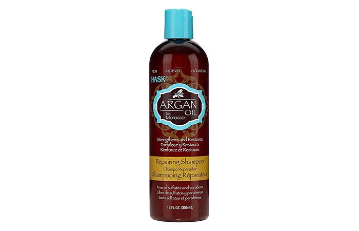 Husk Argon Oil Repairing Shampoo