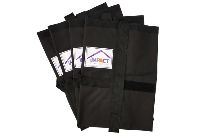 Impact Canopy Weight Bags