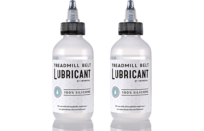 Impresa Products 100% Silicone Treadmill Belt Lubricant