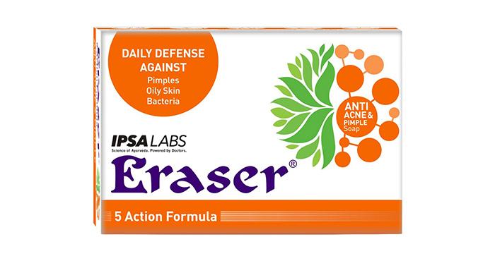 Ipsa Labs Eraser Anti-Acne and Pimple Soap