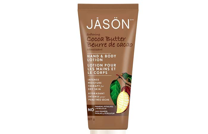 Jason Hand Body Lotion Cocoa Butter