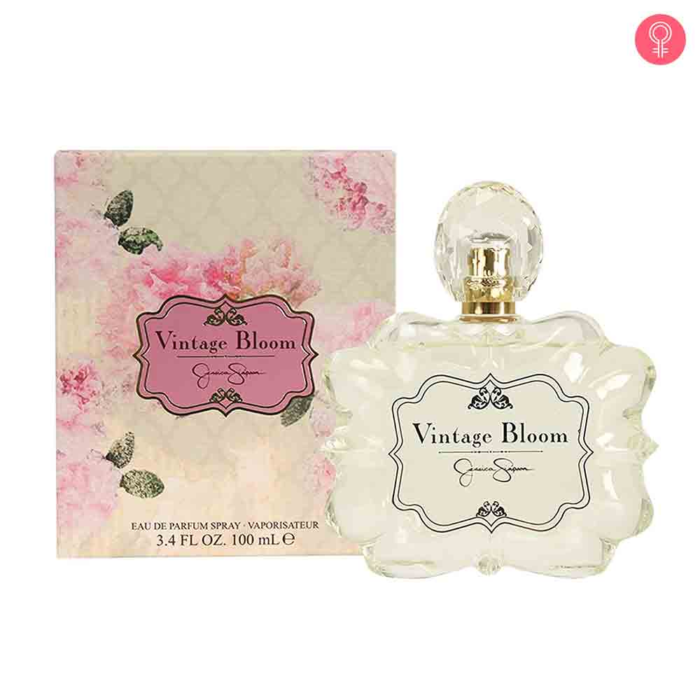 Jessica Simpson Vintage Bloom Women Eau De Parfum