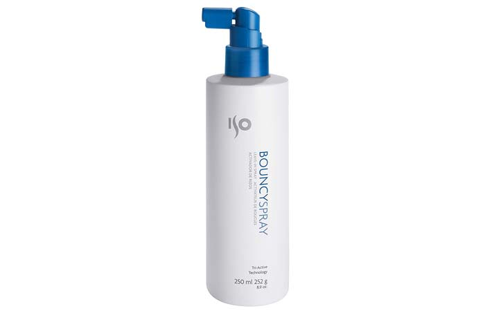 Joico ISO Bouncy Spray Curl Activator