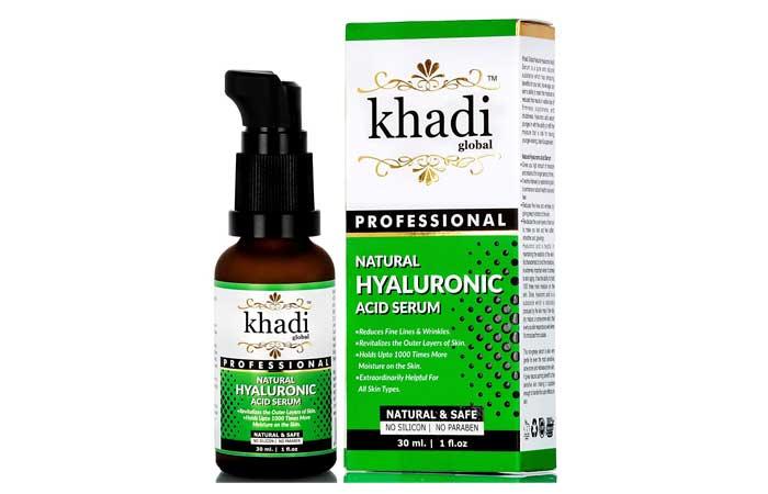 Khadi Global Natural Hyuronic Serum