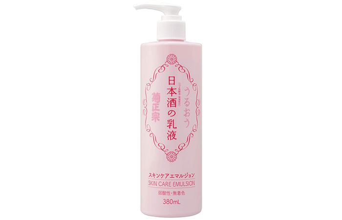 Kikumasamune Sake Milk Skin Care Emulsion