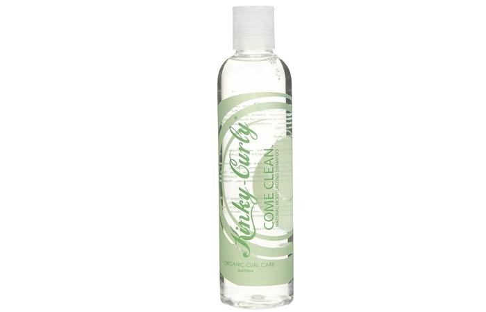 Kinky Curly Cum Clean Natural Moisturizing Shampoo