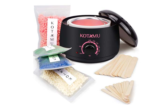 Kotamu Wax Warmer Kit