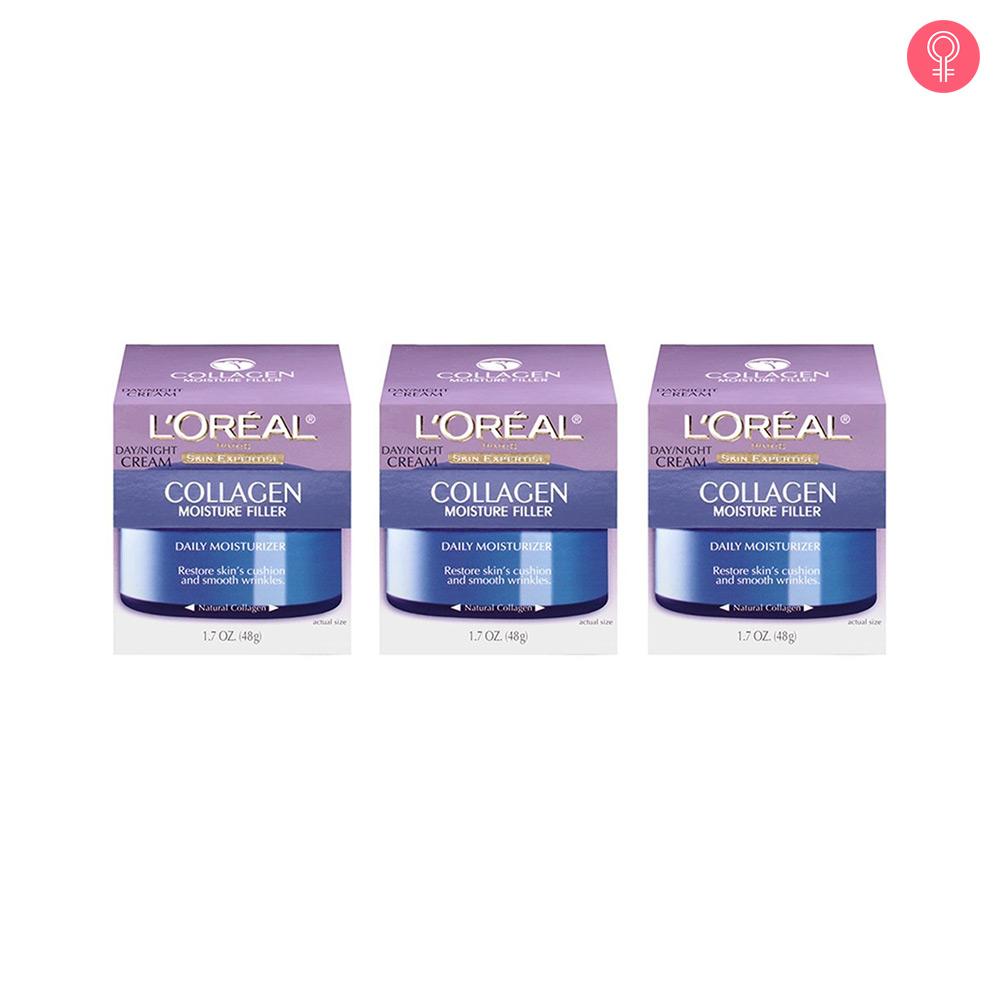 L'Oreal Paris Collagen Moisture Filler Day Night Cream