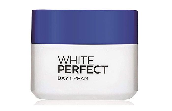 L'Oreal Paris White Perfect Day Cream SPF 17 PA++Image10