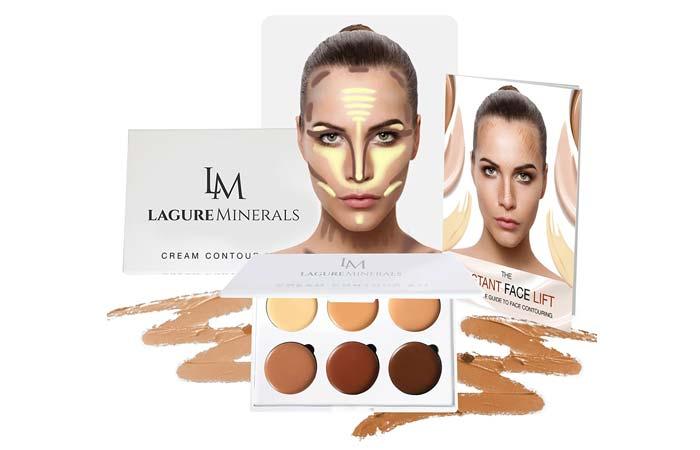 Lagure Minerals Cream Contour Kit