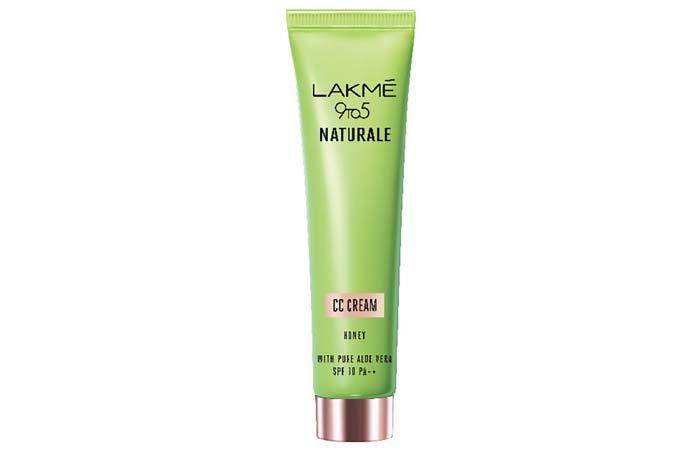 Lakme 9 to 5 Natural CC Cream