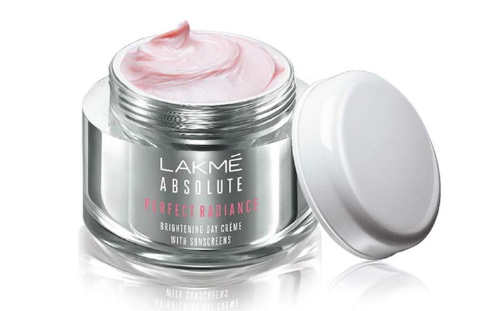 Lakme Absolute Perfect Radiation Skin Lightening Brightening Day Cream