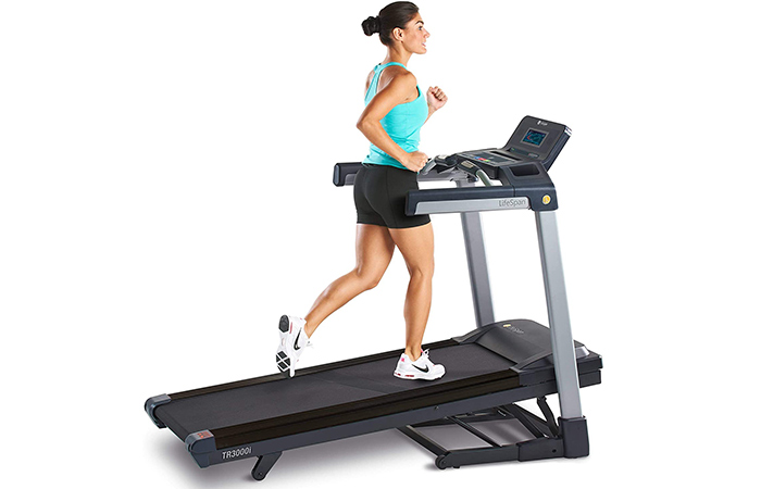 LifeSpan Fitness Treadmill