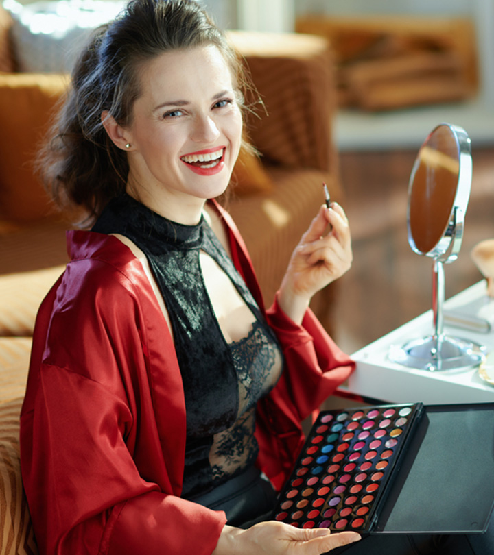 9 Best Lip Palettes For Make-Up