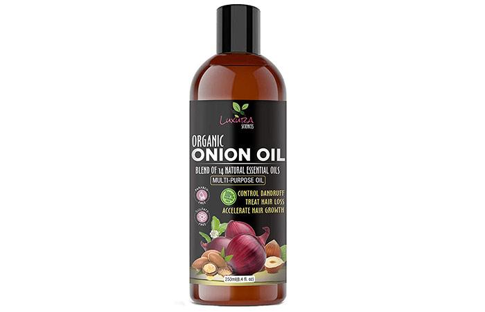 Luxura Science Onion Hair Oil