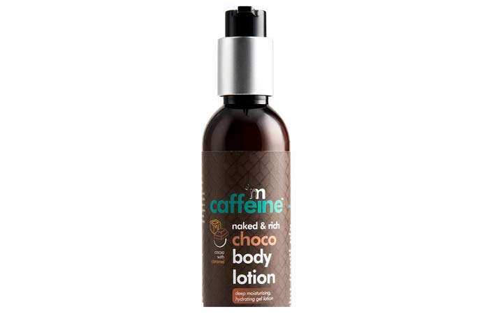 M Caffeine Naked And Rich Choco Body Lotion