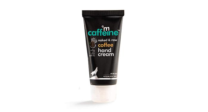 M Caffeine Naked and Raw Coffee Hand Cream