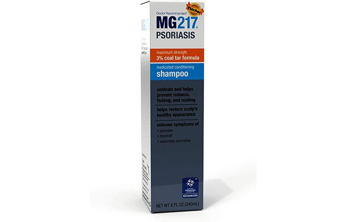 MG217 Psoriasis Medicated Conditioning Shampoo