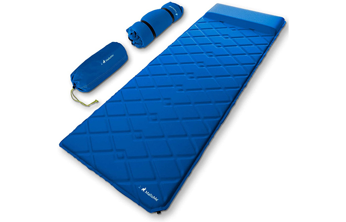 MalloMe Sleeping Pad Camping Air Mat