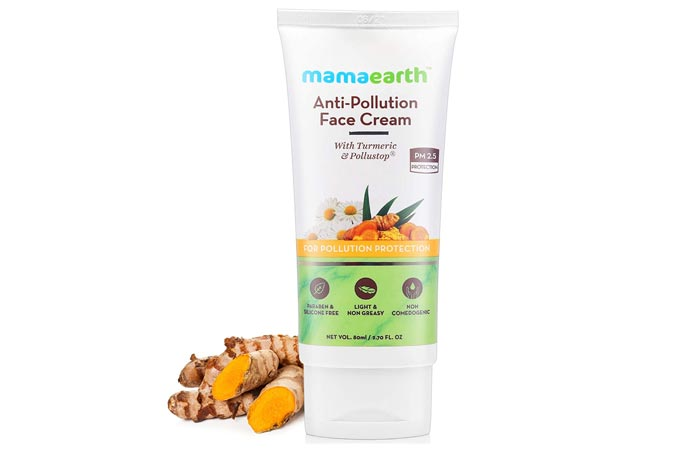 Mama-Earth Anti-Pollution Daily Face Cream