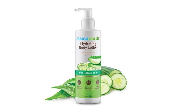 Mamaarth Hydrating Natural Body Lotion