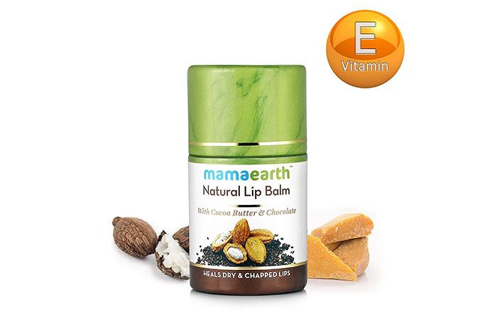 Mamaarth Natural Lip Balm