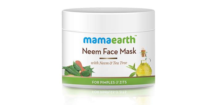 Mamaarth Neem Face Pack