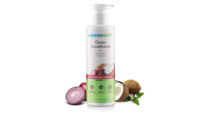 Mamaarth Onion Conditioner for Hair Color