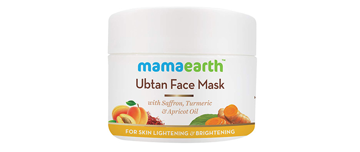 Mamaarth Upton Face Pack Mask for Fairness