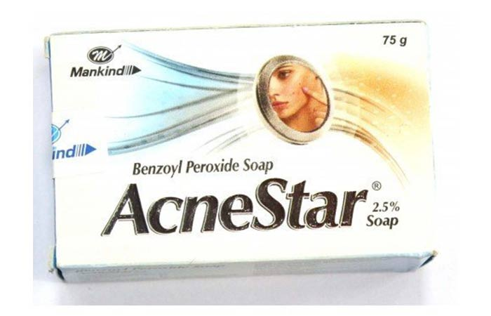 Mankind Acne Star Soap Pack