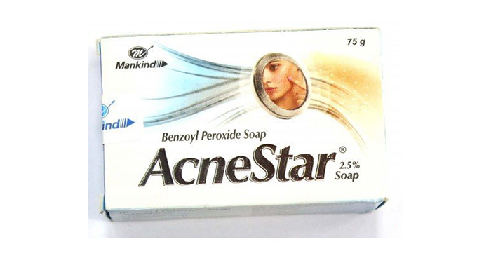 Mankind Acne Star Soap