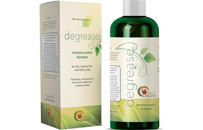 Maple Holistics Daily Shampoo for Oily Hair and Oily