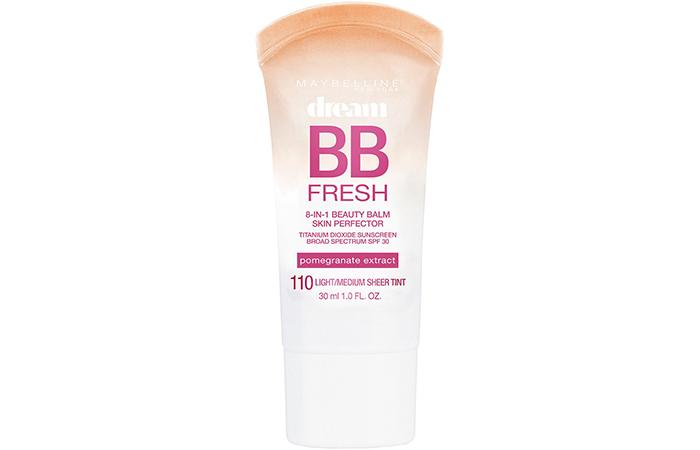 Maybelline Dream BB Fresh 8-In-1 Beauty Balm Skin Perfector