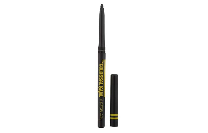 Maybelline New York Colossal Kajal, Super Black