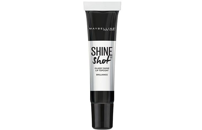 Maybelline New York Shine Shot Lip Topcoat - Clear Vinyl
