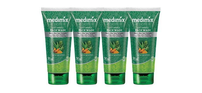 Medimix Ayurvedic Anti Pimple Face Wash