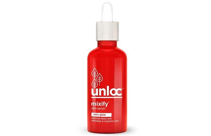 Mixify Unlock Skin Glow Face Serum