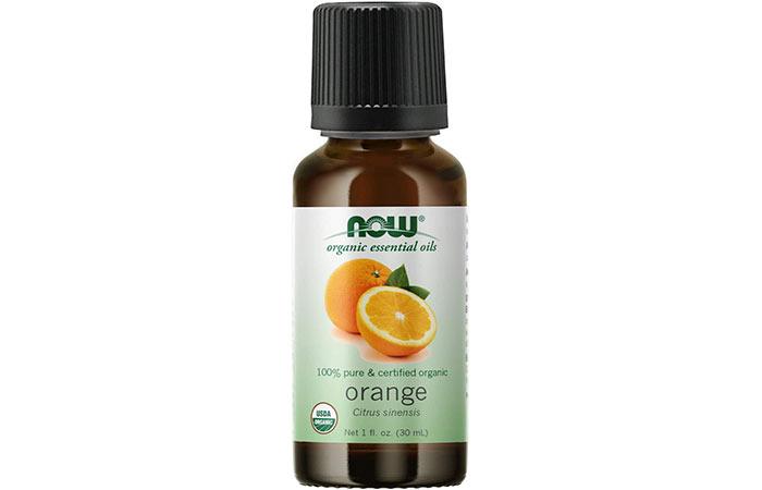 NOW Foods Organic Orange Essential Oil