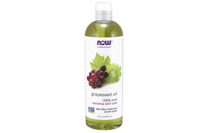 NOW Solutions Grape seed Oil
