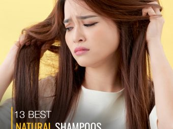 Natural Shampoos For Dry Scalp