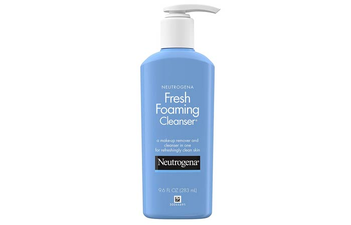 Neutrogena Fresh Foaming Facial Cleanser