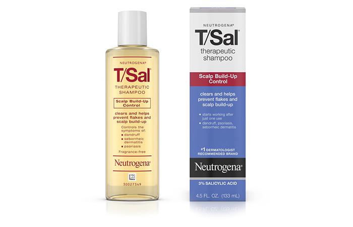 Neutrogena TSal Therapeutic Shampoo